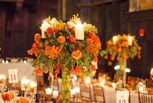 Wedding Table Decor / Kristina Valdmaa's featured Tabletop Wedding Decor and Table Settings