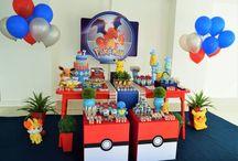Aniversario Pokemon
