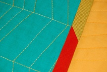 How to Quilt the Quilt / by Katie Blakesley