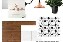 Bathroom 'n kitchen ideas