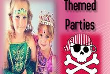 Princess/Pirate themed Parties / We have party packages for up to 11 or 21 children. We come to your chosen venue with face painting, glitter tattoos, temp tattoos, themed party gift boxes, themed colouring with the option of extra balloon twisting . See www.neonfairyfacepainting.co.uk for more details!