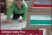 For the Kids : Baby care and play