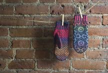 #Knit Mittens & Gloves / mitten, gloves, wrist warmers, pulse warmers, arm warmers, etc.