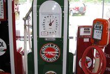 Vintage Gas Pumps / Vintage gas pumps