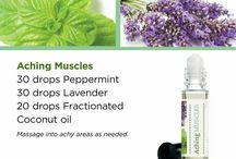 Essential Oils & Rollerballs / Recipes to make your own DIY roller bottles with essential oils.  Great for beginners.  Blends for sleep, snoring, children, stress and more!