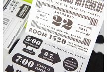 INVITES / by Brice FTZ