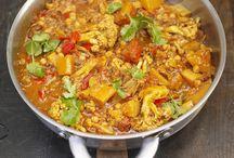 Indian Dinner, 17 November