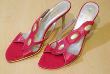 Vintage women's shoes size 10 US / 40