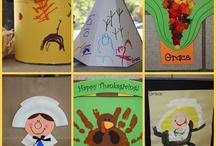 Pre-K Fall/Thanksgiving