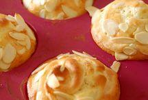 Pinterest muffin aux pommes et amendes