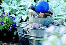Water Feature and Gardening