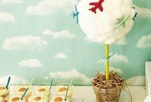 Festa Aviação - ideias