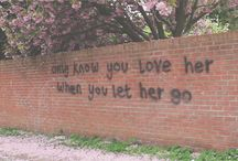 love is on the walls,love is everywhere~