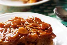 omenainen kinuskitosca kakku