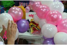 balonnen decor