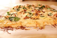Cooking: Pizza / by Susan Gemming