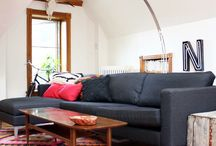 Living Room / by Yasmine Evjen