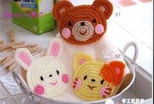 Ideias de crochet