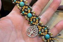 Happy Hemper Jewelry / Handmade jewelry / by Trina Roberts