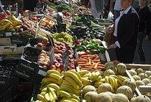 Overseas markets / Food markets during our travels