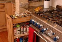Kitchen Accesories Cabinet