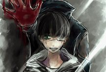 Tokyo Ghoul / Waiting for season 3 .. I love this anime so much!! ❤❤❤  It's better to be hurt, than to hurt others.  Who am I?  There is nowhere I belong...