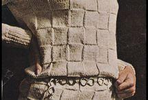 Strikkeoppskrifter kjoler