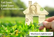 Buying Land and Building Lots