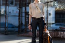never go out .. of .. style / - casual/work outfit ideas -