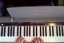 výuka klavír