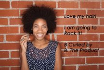 Curls! / I love my curly hair! / by B. The Product Hair Care & B. Media LA