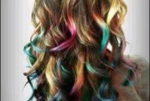 Hair dye / by Heidi Howard