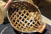 ceramics basketweave