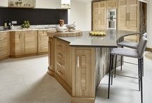 Edmondson Interiors showroom / Edmondson interiors have recently installed a new showroom space with a contemporary new solid oak display.