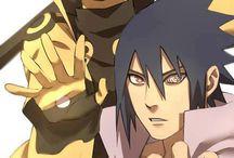 Sasuke & Naruto / Sasuke & Naruto