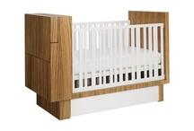 Cool Cribs / Pretty, practical, precious. Fun crib ideas... / by LelaKnows