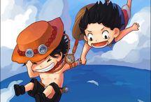 One Piece ♥ / My favourite Anime :3