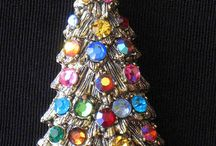 Brooches christmas