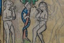 Fun illustrations from Medieval manuscripts