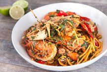 Asian / thai
