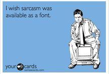 Sarcasm ❤️