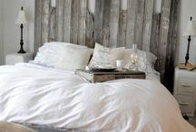 Têtes de lit rustique
