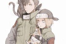 HQ x Naruto