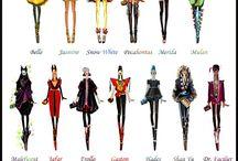 Disney goes fashion