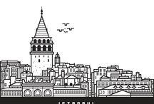 Istanbul logos