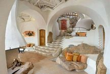 Domes and perfect houses