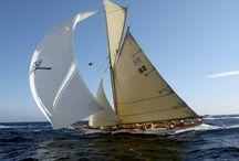 Sailing / Pics of yachts and sailing