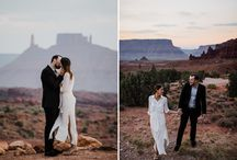 Style for Adventure Engagement Sessions / Tips, ideas, and inspiration for couples planning an adventure engagement session or elopement!