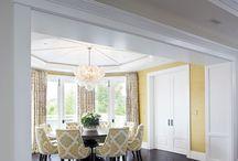 dining room/keeping room / by Pamela Lee