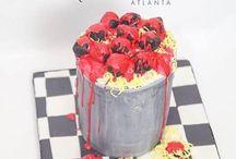 Custom food cakes